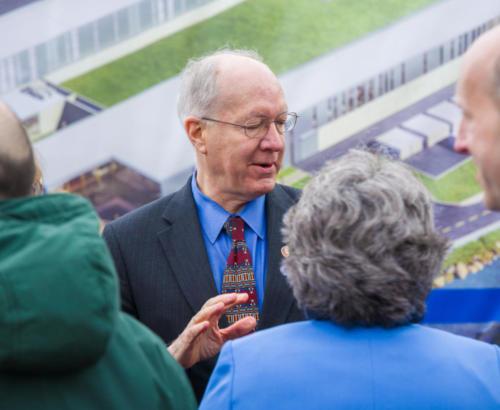 Representative Bill Foster (D-IL-11)